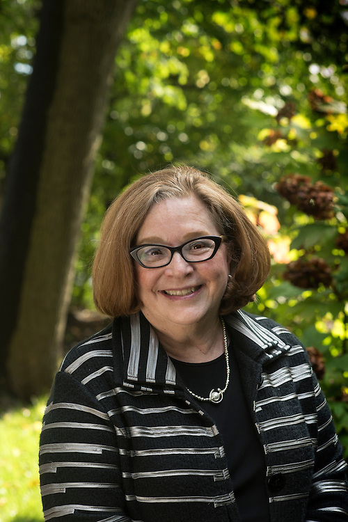 Lynette Lederman, of Squirrel Hill at the Anathan House in Squirrel Hill. Lederman is an active volunteer and a fomer board president with NCJW - Pittsburgh section.