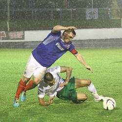Cowdenbeath v Hibernian   Scottish Championship   8 November 2014