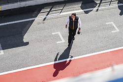 February 18, 2019 - Barcelona, Spain - BROWN Zak (usa), Chief Executive Officer of McLaren Racing, portrait during Formula 1 winter tests from February 18 to 21, 2019 at Barcelona, Spain - Photo Motorsports: FIA Formula One World Championship 2019, Test in Barcelona, (Credit Image: © Hoch Zwei via ZUMA Wire)