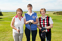Bearna Golf Club Mary McHugh, Mary Farrell,  and Val Kiely.one of the 18 golf clubs who qualified for The 2012 Ladies Irish Open Club Challenge Connaught Final battled it out at Galway Golf Club with the winning team going through to play in the Ladies Irish Open PRO-AM in Killeen Castle on August 2nd. .MORE:.The winning team Galway Golf Club of  Clodgah Hennessy, Sheelagh Kearney and Alice Murphy,  earn a once-in-a-lifetime opportunity to play with a professional at the Ladies Irish Open in August along with an over-night stay and invitation to the Gala Dinner..Over 180 clubs throughout the country, resulting in a total of 584 teams and 1,752 ladies, entered this year?s Club Challenge with 120 teams qualifying for the provincial finals. The participating clubs are competing in the fifth staging of the Club Challenge following the outstanding success of The 2011 Solheim Cup, the greatest global marquee event in ladies golf which saw Alison Nicholas? team of Europeans win back the coveted trophy by a margin of 14.5 - 12.5 in the most exciting staging of the event ever recorded, in Killeen Castle, Co. Meath..For the latest information on The 2012 Ladies Irish Open Club Challenge and to purchase tickets for The 2012 Ladies Irish Open visit www.ladiesirishopen.ie.Photo:Andrew Downes. ..