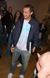 VISCOUNT MACMILLAN at an opening party for artist Paul McCarthy's exhibition 'LaLa Land Parody Paradise' held at the Whitechapel Gallery, 80-82 Whitechapel High Street, London E1 on 22nd October 2005.<br />