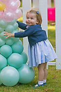 Princess Charlotte 2-years-old Retro