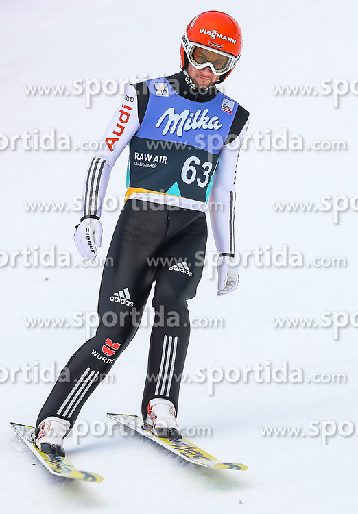 13.03.2017, Lysgards Schanze, Lillehammer, NOR, FIS Weltcup Ski Sprung, Raw Air, Lillehammer, im Bild Markus Eisenbichler (GER) // Markus Eisenbichler of Germany // during the 2nd Stage of the Raw Air Series of FIS Ski Jumping World Cup at the Lysgards Schanze in Lillehammer, Norway on 2017/03/13. EXPA Pictures © 2017, PhotoCredit: EXPA/ Tadeusz Mieczynski