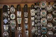 Navajo Jewelry, Hubbell Trading Post, Arizona, USA<br />