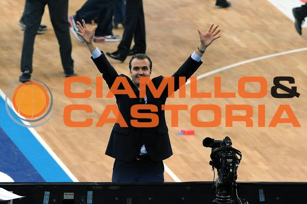 DESCRIZIONE : Torino Coppa Italia Final Eight 2011 Finale Montepaschi Siena Bennet Cantu<br /> GIOCATORE : <br /> SQUADRA : Montepaschi Siena<br /> EVENTO : Agos Ducato Basket Coppa Italia Final Eight 2011<br /> GARA :  Montepaschi Siena Bennet Cantu<br /> DATA : 13/02/2011<br /> CATEGORIA : <br /> SPORT : Pallacanestro<br /> AUTORE : Agenzia Ciamillo-Castoria/ L.Goria<br /> Galleria : Final Eight Coppa Italia 2011<br /> Fotonotizia : Torino Coppa Italia Final Eight 2011 Finale  Montepaschi Siena Bennet Cantu<br /> Predefinita :