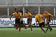 031217 FA Cup Newport v Cambridge Utd