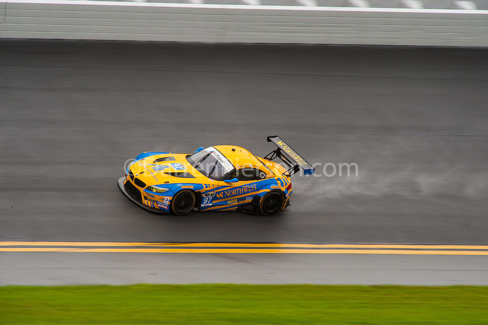 #97 Turner Motorsport BMW Z4: TBA