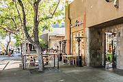 Tender Greens and Sambar Restaurants on Culver Blvd in Culver City