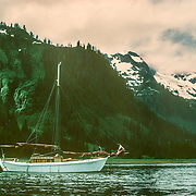 Pybus Bay was one of my favourite beautiful places in Southeast Alaska.<br />