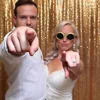 Mike &  Jaime Wedding Photo Booth