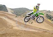 Moto X Open Practice SOCAL tracks