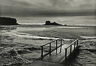 Winter Storm, Perranporth