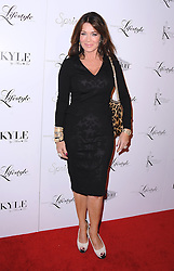 """Lisa Vanderpump attends the """"Beverly Hills Lifestyle"""" Fall 2012 Issue Launch Party at KYLE by Alene Too,  Thursday September 28, 2012. Photo By Simon Taylor / i-Images."""