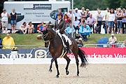 Christilot Boylen - Florencia 22<br /> FEI World Breeding Dressage Championships for Young Horses 2012<br /> © DigiShots