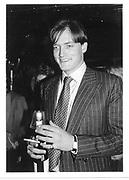 Lord Xan Rufin Isaacs 1985 approx© Copyright Photograph by Dafydd Jones 66 Stockwell Park Rd. London SW9 0DA Tel 020 7733 0108 www.dafjones.com