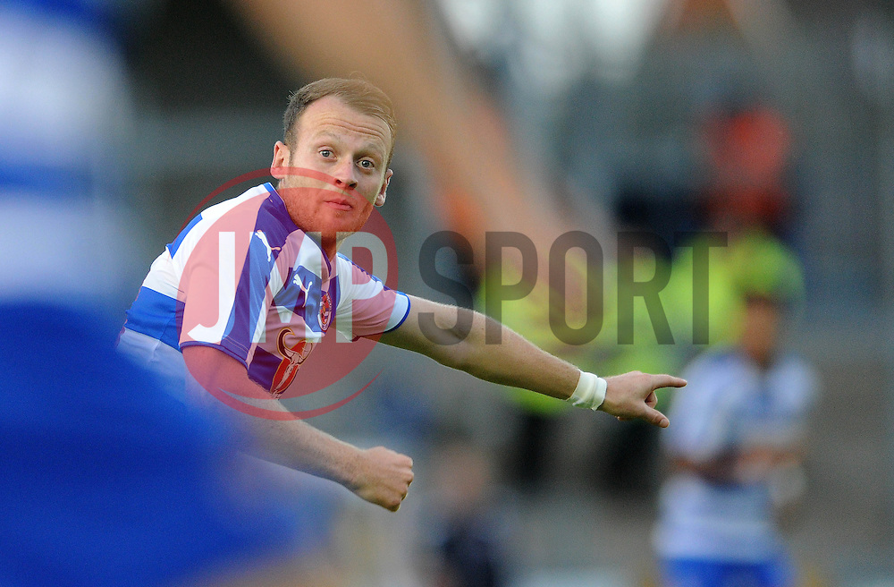 Jake Taylor of Reading - Mandatory by-line: Dougie Allward/JMP - 21/07/2015 - SPORT - FOOTBALL - Bristol,England - Memorial Stadium - Bristol Rovers v Reading - Pre-Season Friendly