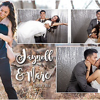 Jaynell & Marc Wedding PhotoBooth