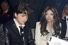 JAN 4 2013 Prince  & La Toya Jackson