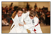 London Millennium Judo Festival. SUN 12-2-2006. Ladies and Girls Action