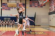 John Jay Girls Varsity Basketball game  on January 31, 2018. (photo by Gabe Palacio)