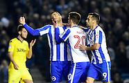Brighton & Hove Albion v Leeds United 09/12/2016