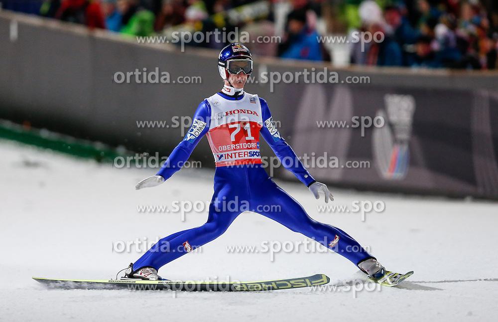 28.12.2013, Schattenbergschanze, Oberstdorf, GER, FIS Ski Sprung Weltcup, 62. Vierschanzentournee, Qualifikation, im Bild Gregor Schlierenzauer (AUT) // Gregor Schlierenzauer of Austria during Qualification of 62th Four Hills Tournament of FIS Ski Jumping World Cup at Schattenbergschanze, Oberstdorf, Germany on 2013/12/28. EXPA Pictures © 2013, PhotoCredit: EXPA/ Peter Rinderer