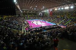 03-02-2019 ITA: Igor Gorgonzola Novara - Pomi Casalmaggiore, Verona <br /> Finali Samsung Coppa Italia 2018-2019 Pallavolo Femminile / Fully packed hall<br /> <br /> *** Netherlands use only ***