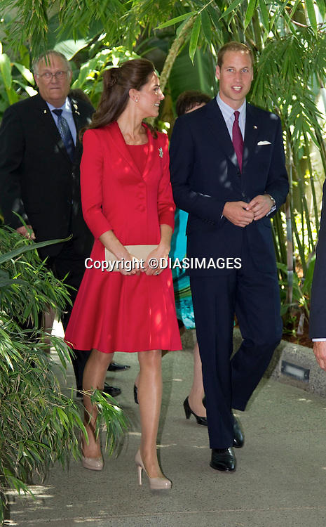 "PRINCE WILLIAM & KATE CANADA.The Duke and Duchess attend a Government of Alberta Reception at The Enmax Conservatory, at Calgary Zoo,Alberta, Calgary_08/07/2011.Mandatory Credit Photo: ©DIASIMAGES. .**ALL FEES PAYABLE TO: ""NEWSPIX INTERNATIONAL""**..No UK Usage until 03/08/2011.IMMEDIATE CONFIRMATION OF USAGE REQUIRED:.DiasImages, 31a Chinnery Hill, Bishop's Stortford, ENGLAND CM23 3PS.Tel:+441279 324672  ; Fax: +441279656877.Mobile:  07775681153.e-mail: info@newspixinternational.co.uk"