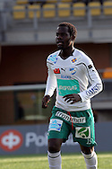 19.5.2011, Keskuskentt?, Kuopio..Veikkausliiga 2011, Kuopion Palloseura - IFK Mariehamn..Amos Ekhalie - IFK Mhamn.