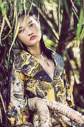 fashion editorial for Hong Kong Tatler Aug 2018.<br /> Photo By Moses Ng / MozImages