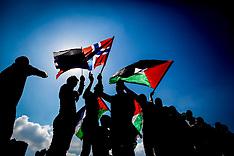 Palestine: Gaza-Bound Aid Ship Approaches Blockaded Gaza Strip, 5 October 2016
