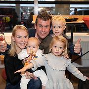 NLD/Amstelveen/20181109- Boekpresentatie Jim Bakkum 'Dadoe en zijn vriendjes' , De Bellinga's
