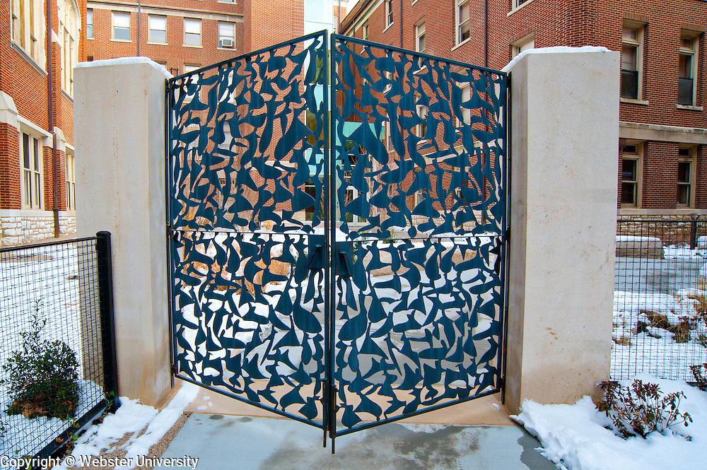 Webster University - Trova Gates