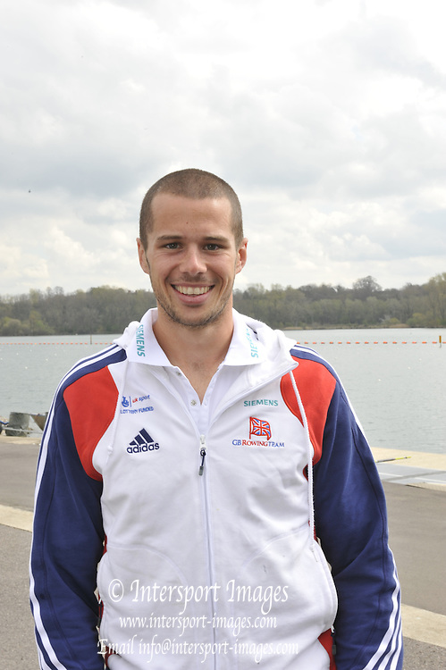 Caversham, Great Britain. GBR M8+ James Foad, .  2012 GB Rowing World Cup Team Announcement Wednesday  04/04/2012  [Mandatory Credit; Peter Spurrier/Intersport-images]
