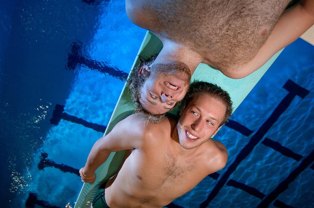 Brothers Brett & Drew Stetson