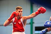 Alexis Vastine - Amateur moyen - 15.05.2014 - Boxe - Championnat de France des Legers - Pont Audemer<br /> Photo : Aurelien Meunier / Icon Sport