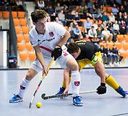 halve finale heren A'dam-Den Bosch