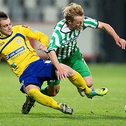 20121107: SLO, Football - PrvaLiga NZS, FC Luka Koper vs NK Olimpija Ljubljana