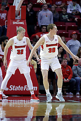 05 November 2017:  Luke Litwiller during a Lewis College Flyers and Illinois State Redbirds in Redbird Arena, Normal IL
