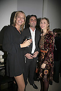 Wendy and Philip Knatchbull and Allegra Hicks, India Hicks And Crabtree & Evelyn launch new skincare range. : Hempel Hotel, 31-35 Craven Hill Gardens, London, W2, 22 November 2006. ONE TIME USE ONLY - DO NOT ARCHIVE  © Copyright Photograph by Dafydd Jones 66 Stockwell Park Rd. London SW9 0DA Tel 020 7733 0108 www.dafjones.com