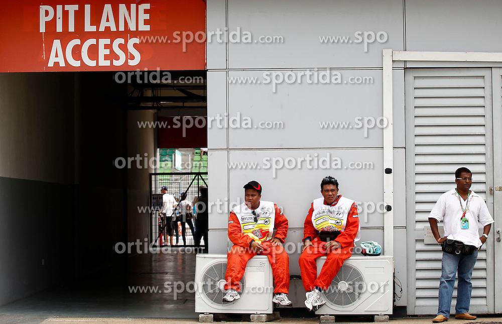 FORMEL 1: GP von Malaysia, Sepang, 03.04.2010<br /> Illustration<br /> &Atilde;'&Acirc;&copy; pixathlon