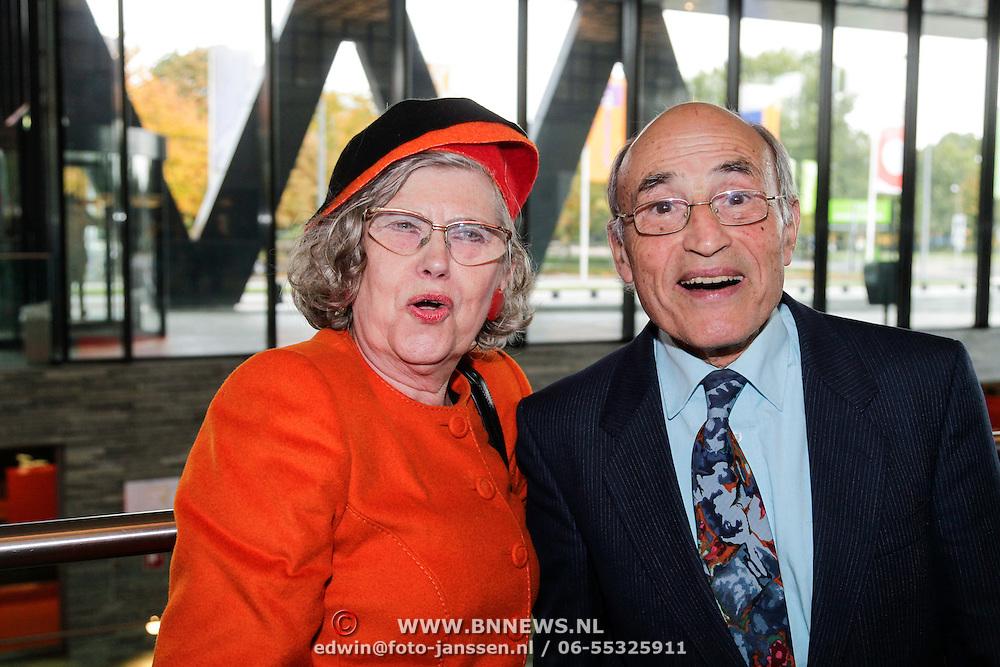NLD/Hilversum/20121003- Boekpresentatie De Iconen van het NOS Achtuurjournaal, ????..