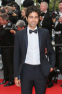 """CANNES, FRANCE - MAY 21:  Adrian Grenier attends the """"The Search"""" Premiere  at the 67th Annual Cannes Film Festival on May 21, 2014 in Cannes, France.  (Photo by Tony Barson/FilmMagic)"""