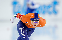 10-12-2016 NED: ISU World Cup Speed Skating, Heerenveen<br /> 1500 m women / Melissa Wijfje NED