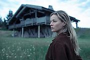SAISON 1 EPISODE 8<br /> Anne Suarez (Lea Steiner)<br /> TOURNAGE &quot;ZONE BLANCHE&quot;<br /> Gerardmer, FRANCE-JUIN-OCTOBRE 2016