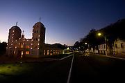 Vazante_ MG, Brasil...Igreja Matriz Nossa Senhora da Lapa em Vazante, Minas Gerais...The Nossa Senhora da Lapa church in Vazante, Minas Gerais...Foto: LEO DRUMOND / NITRO