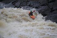 Knife's Edge Rapid, Bottom Moose River