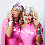 Sam and Billie Faiers for Breast Cancer Campaign