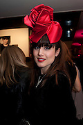 LILY-BLUE ROMAN, InStyle's Best Of British Talent Party in association with Lancome. Shoreditch HouseLondon. 25 January 2011, -DO NOT ARCHIVE-© Copyright Photograph by Dafydd Jones. 248 Clapham Rd. London SW9 0PZ. Tel 0207 820 0771. www.dafjones.com.
