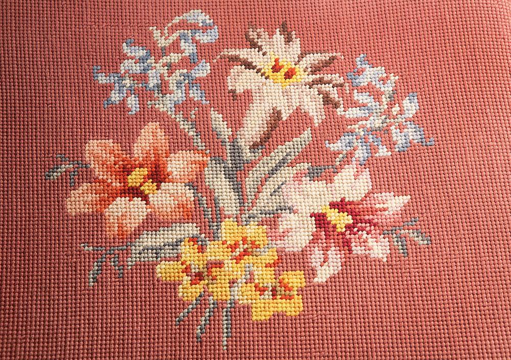 US Civil War Period Upholstery Design